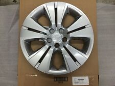 Genuine 2010-2014 Subaru Legacy & Outback Hub Cap Wheel Cover 16 Inch OEM NEW