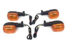 Blinker Set 4 Stück Vorne Hinten Links Rechts E-Geprüft für Mofa Moped Mokick