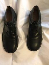 EXCELLENT CONDITION BCBG Maxazria Men's Dress Black Leather Shoes - 10.5M