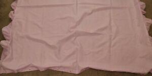 "Pink Bathroom Waterproof Shower Curtain  72"" x 69"" Home Decor Used"