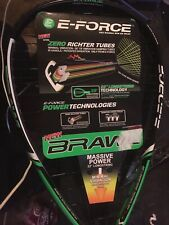 """🎾Mint🎾 E-Force Brawl 22"""" Longstring Tech Racquetball Racquet"""