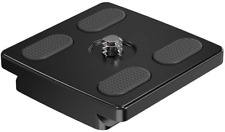 K&F Concept Camera Tripod Quick Release Mounting Plate