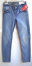 LEMMI Girls  Röhren Jeans  blue bleached Gr. 152 SLIM  NEU UVP 39,95 €  Nr. 28