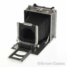 Linhof Technika III 4x5 Camera (rangefinder removed) -Great Working- (614-8)