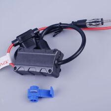 New Car FM AM TV Signal Strengthen Reception AMP Amplifier Booster 12V