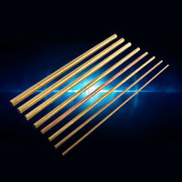 500mm Seamless Round Brass Pipe Tube 6-20mm for Transfering Modelmaking CE