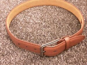 "Boys Tan Belt 28"" and 30"""