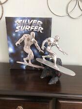 HARD HEROS SILVER SURFER MARVEL STATUE - Limited Edition 402/500