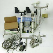 Zephyr Instruments Home Weather Station 3 pcs Lot PWS-1000TD - Parts/Repair