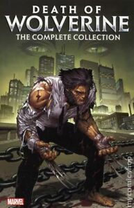 Death of Wolverine TPB The Complete Collection #1-1ST NM 2018 Stock Image