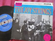 "The Joy Strings The Trumpets Of The Lord Regal Zonophone ‎4 tracks Vinyl 7"" EP"