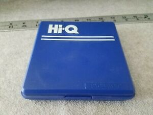 Vintage Pressman HI-Q travel Game