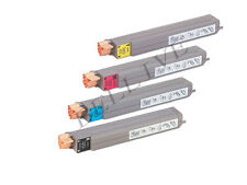 KIT 4 Toner Compatibile per XEROX Phaser 7400 106R01077 01078 01079 01080