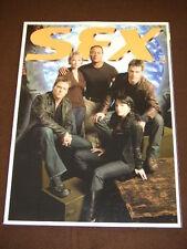 SFX COLLECTORS #146 - STARGATE SG-1 - Aug 2006