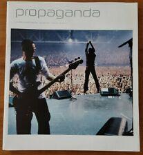 U2 Propaganda Autumn 2002 Issue 3 Vol 3