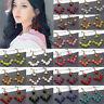 Fashion Bohemian Flower Earrings Women Tassel  Boho Dangle Ear Stud Jewelry New