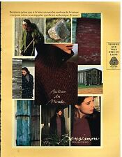 Publicité Advertising 1992 Pret à porter femme Bensimon