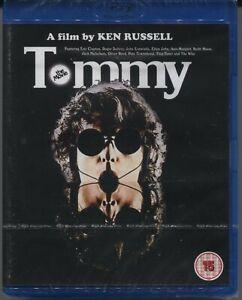 Tommy (1975) - New Blu-ray Region Free - Ken Russell, Roger Daltrey