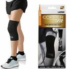 New Copper Fit Infuse Compression Unisex Knee Sleeve-Large