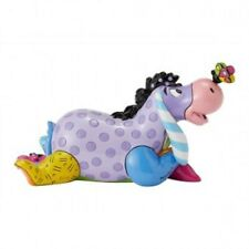 Disney by Britto Eeyore Lying Stone Resin Mini Figurine