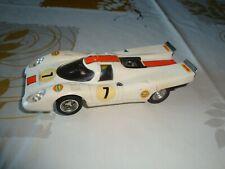 SCALEXTRIC EXIN PORSCHE 917