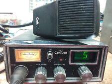 Radio CB  Colt 210  come Midland ALAN 44 40 Canali 10 Watt PLL LC 7120 Omologato
