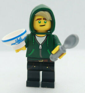 Lego figure polybag limited seals minifigurine ninjago lloyd the movie