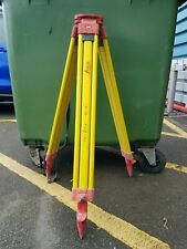 Leica wooden tripod - Surveying Tripod - Total Station
