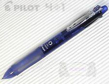 Pilot Dr.Grip 4+1( LIGHT) ball point pen + mechanical pencil clear BLUE BLACK