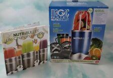 🔥NEW NutriBullet 8-Piece Nutrition Extractor Juicer 600 Watt With Recipe Book🔥
