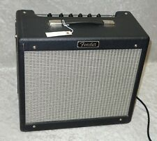 USA Fender Blues Junior Jr. 1x12 all tube electric guitar amp w/ upgrades
