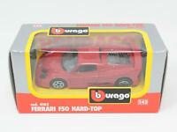 1:43 BURAGO BBURAGO #4162 FERRARI F50 HARD-TOP BOXED [QB3-027]