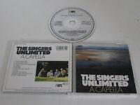 The Singers Unlimited – A Capella / Mps Records – 815 671-2 CD Album