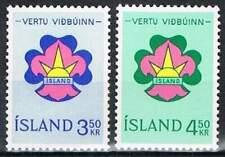 IJsland postfris 1964 MNH 378-379 - Padvinderij