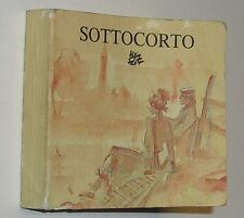 hugo pratt  SOTTOCORTO raro 1987