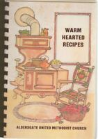 Seminole Florida-Aldersgate United Methodist Church Cookbook-Cooking-Recipes
