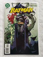 Batman #609; 1st Appearance Thomas Elliot (Hush); Jim Lee & Jeph Loeb