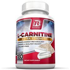 BRI Nutrition L-Carnitine - 180 Capsules L-Carnitine - 180 Capsules