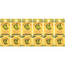 6 Pack - Burt's Bees Lemon Butter Cuticle Cream Tin .6Oz Each
