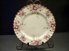 """Royal Albert Cottage Garden Salad Plate 8 1/4"""" Made In England Retired Pattern"""