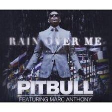PITBULL FEAT MARC ANTHONY - RAIN OVER ME  CD SINGLE NEU