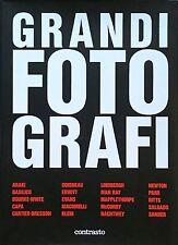 KOCH R., Grandi fotografi. Bellissime foto b/n e colore di 20 autori. Contrasto