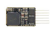 Bachmann 36-568A 6 Pin Loco Decoder DCC Chip Back EMF & Railcom: Suits N 36-568