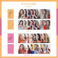 FROMIS_9 - 1ST SINGLE ALBUM FUN FACTORY PHOTO CARD GYURI CHAEYOUNG NAGYUNG JIWON