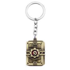 Hearthstone Card Keychain Gold