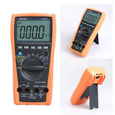SN9F VC97 3 3/4 Auto Range Digital Multimeter Voltmeter Ammeter Temp Ohm Tester