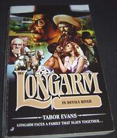 Longarm: Longarm in Devils River 361 by Tabor Evans (2008, Paperback)