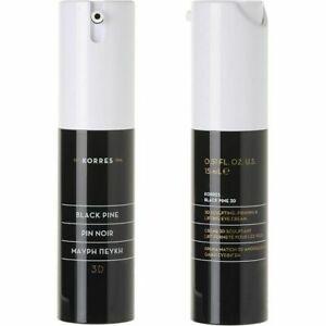 Korres Black Pine Anti-Falten Augencreme 15 ml.