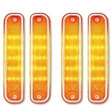 67-91 Chevy GMC Pick Up Truck Side Marker Light Lens Bulb Socket Pair
