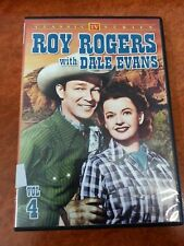 Roy Rodgers With Dale Evans Vol 4 DVD (16474)